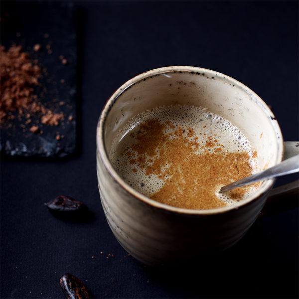 Какао из какао-бобов рецепт