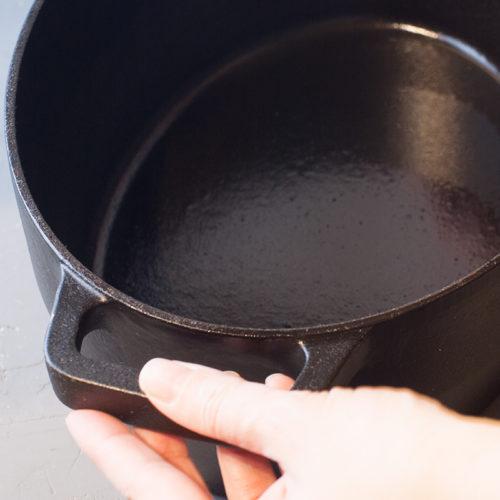 Антипригарный слой чугунной посуды и канцерогены
