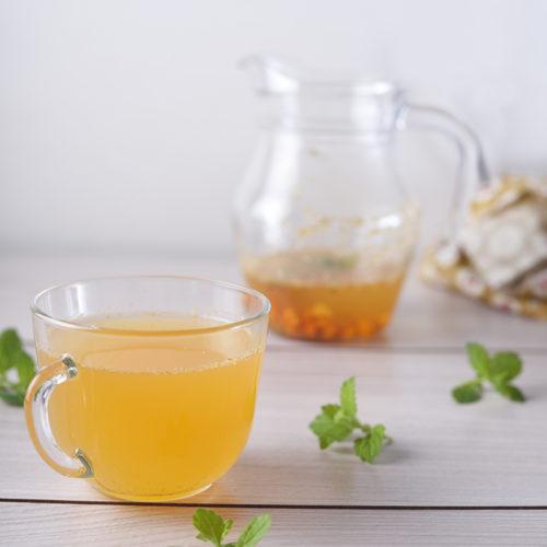 Успокаивающий чай для кормящей мамы