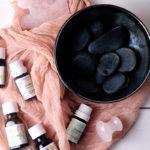 Ароматерапия в душе: смесь эфирных масел против стресса