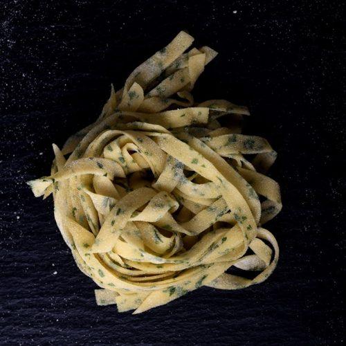 Как сделать тесто для пасты с травами